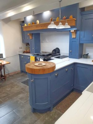 Fitted kitchens Ruthin